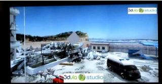 中国电力科学研究院 震后应急照明仿真系统