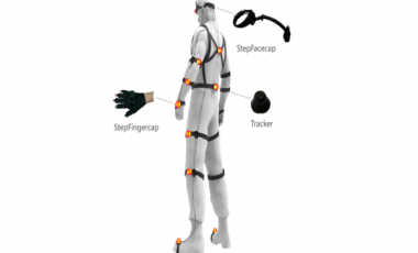 STEPVR 激光定位系统