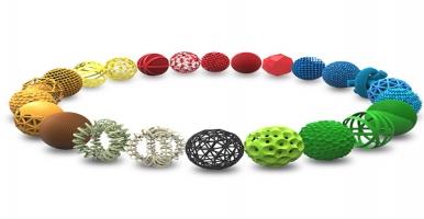 利用Geomagic Freeform在糖果制造领域推动工艺进步